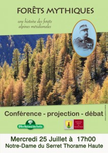 conf FORETS MYTHIQUES 25.07.18