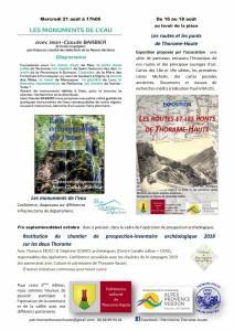 Programme estival PCTH 2019 Page 2