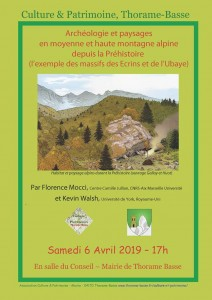MAQUETTE AFFICHE vue Florence